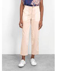 YMC Nam Trousers - Multicolour