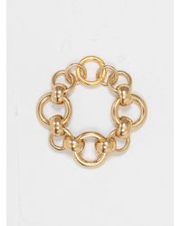 Laura Lombardi Amara Bracelet - Metallic