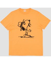 Tsptr Let It Rain T-shirt Orange
