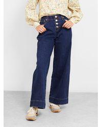 L.F.Markey Wilder Jeans Indigo Blue
