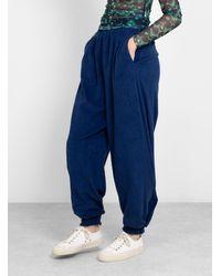 Rachel Comey Nile Trousers Indigo - Blue