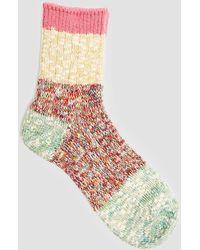 Mauna Kea - Colour Knit Four Part Socks - Lyst