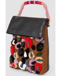 Rachel Comey Ran Embroidered Handbag - Multicolour
