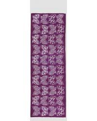Needles Tenugui Bandana - Purple