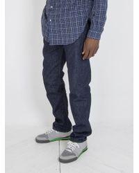 Engineered Garments - Type 6 Jeans Indigo 12oz Denim - Lyst