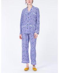 Creatures of Comfort | Pajama Set C Print | Lyst