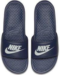 Nike Slipper Benassi - Blue