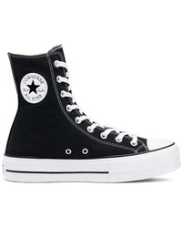 Converse Platform Sneakers for Women - Up to 60% off at Lyst.com