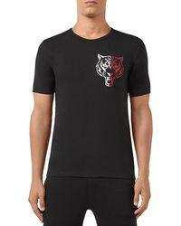 Philipp Plein T-shirt TIGER - Nero