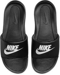 Nike Slipper Victori One Slide - Black