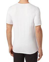 Philipp Plein T-shirt ROUND NECK - Bianco
