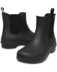 Crocs™ Freesail Chelsea Boot Bottes - Bleu