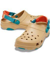 Crocs™ Tan Classic All-terrain Clog - Multicolor