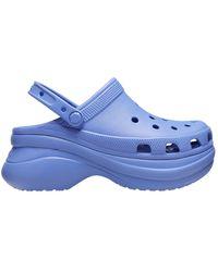 Crocs™ Classic Bae Klompen - Blauw