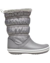 Crocs™ CrocbandTM boot bottes - Gris