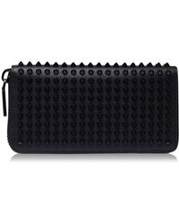Christian Louboutin Spike Purse - Black
