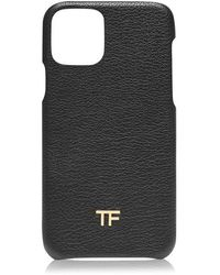 Tom Ford Phone Case Sn02 - Black