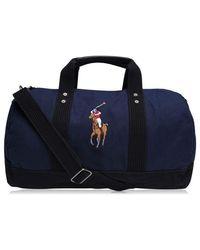 Polo Ralph Lauren Polo Canvas Dufflebagsn00 - Blue