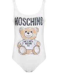 Moschino - Bear Swimsuit - Lyst