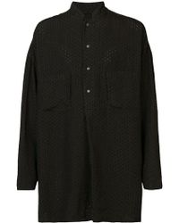 Forme D'expression - Linen Bed Shirt - Lyst