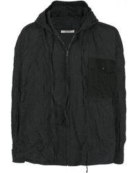 Damir Doma Lightweight Hooded Jacket - Black