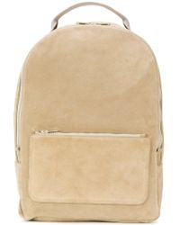 Yeezy - Suede Backpack Rock - Lyst