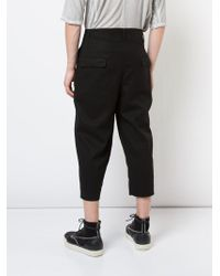 The Viridi-anne - Cropped Trousers - Lyst