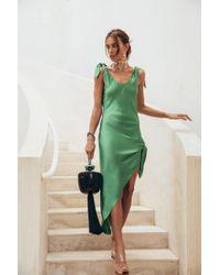 Cult Gaia Delilah Dress - Green
