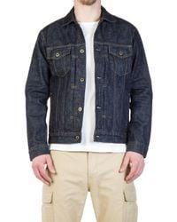 Japan Blue Jeans - Jbjk1063-j Cote D'voire Selvage Denim Jacket 13.5oz - Lyst