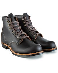 Red Wing - 3345d Blacksmith Black - Lyst