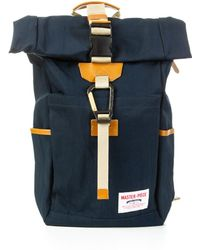 Master Piece - Link Backpack Navy - Lyst