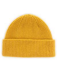 Le Bonnet Beanie Mustard - Yellow