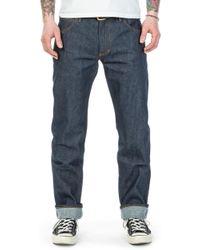 Lee Jeans Z Jeans Dry Original Blue Selvage 13.75oz