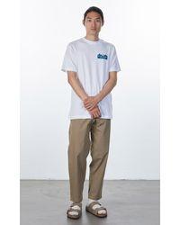 Filson Ranger Graphic T-shirt Marine Bright White Mountain Rain