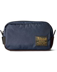 Filson - Ballistic Nylon Travel Pack Navy - Lyst