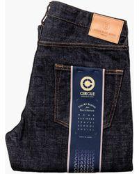 Japan Blue Jeans J466 Circle Classic Monster Selvedge 16.5oz - Blue