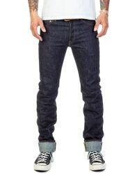 Japan Blue Jeans Jb0701 Tight Straight Vintage Selvage Indigo 14.8oz - Blue