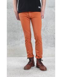 April77 - Dictator Stroke Jeans Copper - Lyst