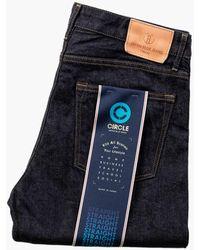 Japan Blue Jeans J305 Circle Straight Stretch Selvedge 12.5oz - Blue