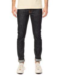 Nudie Jeans - Lean Dean Dry Colours - Lyst