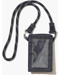 F/CE X-pac Mini Poach Black