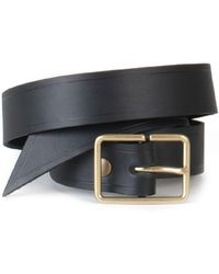 Bleu De Chauffe Mistoufle Belt Noir - Black