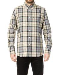Barbour - Stapleton Herbert Shirt Dress - Lyst