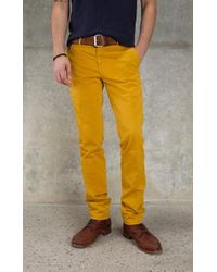 April77 - Dad Silverstone Chino Mustard - Lyst