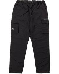 Stussy Utility Cargo Pant Black