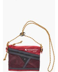 Klättermusen Algir Accessory Bag S Burnt Russet - Red