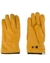 Norse Projects X Hestra Utsjo Gloves - Yellow