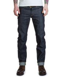 Lee Jeans S Jeans Original Blue Dry Selvage 13.75oz