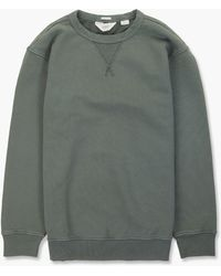 Lee Jeans Crewneck Sweatshirt Laurel Green
