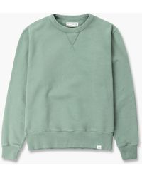 Merz B. Schwanen - Csw28 Sweatshirt Light Army - Lyst